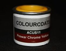 Colorcoats Pre-WW2 Chrome Yellow (FS23538) - (ACUS11)