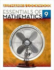 Essentials of Mathematics: An Applied Approach