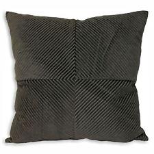 """Black Gold Unique Futuristic Wings 100 Cotton Cushion Cover 18"""" 45cm"""