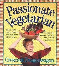 Passionate Vegetarian-ExLibrary
