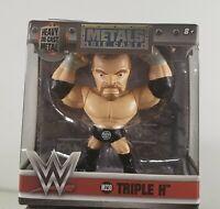 """WWE Jada métaux /""""TRIPLE H/"""" M230 Heavy Die-Cast Metal 2.5/"""" Figure BRAND NEW"""