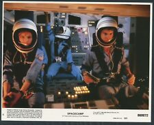 LEA THOMPSON TATE DONOVAN LARRY B SCOTT Spacecamp '86