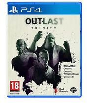 Nuevo Y Sellado! juega Trinity Sony Playstation 4 PS4 Juego