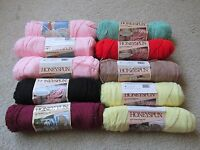 Brand New Vintage Caron Brand Yarn Honeyspun Skeins Multiple Colors and Lots