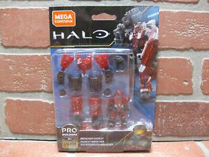 MEGA Construx Halo Pro Builders Breacher Exosuit Figure Set