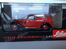 1:43 Schuco Mercedes 170V Deutche Reichspost 02253