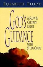 61 God's Guidance A Slow and Certain Light with Study Guide  by ELIZABETH ELLIOT