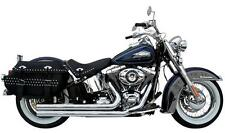 Samson Legend Series Exhaust System  Cannons - Chrome S3-901*