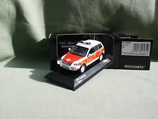 1 43 Minichamps VW Touareg Emergency Doctor 2002