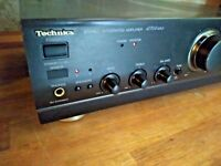 Technics SU-A700MK2 – WW Shipping 49€ Stereo Integrated  Amplifier / Verstärker