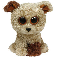 Rootbeer Ty Beanie Babies Boo Medium Buddy Size 9in Terrier Puppy Dog 36987