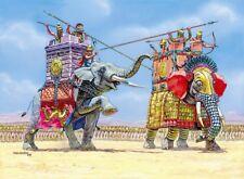 Zvezda 8011, 1:72 War Elephants – Kriegs Elefanten, GMK, Plastikmodellbau