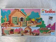 TEIFOC N° 52 MAISON EN BRIQUE A BATIR