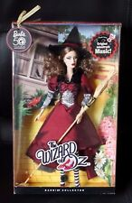 Barbie mattel n6588 Wicked Witch of the East Wizard of Oz Silver Label-Rare