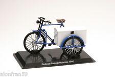 Kollektion Fahrrad 1:15 Sidecar Raleigh Roadster 1940 Diecast BIC069