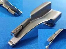 Laryngoscope Macintosh Mac Blade 0 Anesthesia Emt Intubation Stainless Steel
