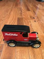True Value 1923 Chevrolet Delivery Van Ertl Bank Series #136