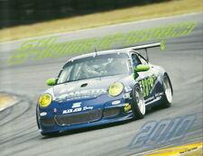 2010 Alex Job Racing Porsche GT3 Rolex 24 Grand Am postcard