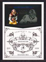 2010 Playoff National Treasures Football #150 Santana Moss 07/99 Redskins