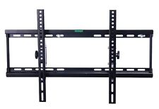 FLAT SLIM TILT TV WALL MOUNT BRACKET FOR 26 32 34 37 40 42 46 48 50 55