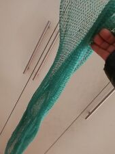 Replacement Net for Landing Net  (5mmx5mm mesh)$6.50 free shipping( frame not i)