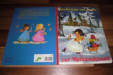 Felicitas Kuhn+Gisela Gottschlich -- GESCHICHTEN+LIEDER zur WEIHNACHTSZEIT 1992