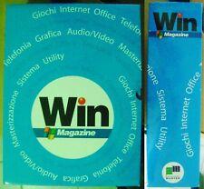 VENDO Lotto di 11 DVD/DL + Rivista WINMagazine Anno 2006!!! Affarone!!!