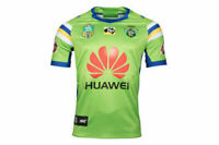 Canberra Raiders NRL Home ISC Jersey Mens Sizes S-7XL! T8
