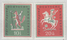 Germany (Federal) 1958 Berlin Students Fund Set UM SG1204-5 Cat £6.30