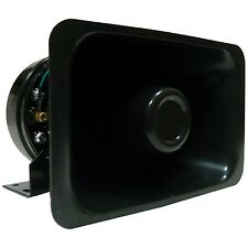 High Output 5 x 8 Speaker Car Truck Horn Siren Alarm Public Address System PA