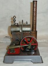 Wilesco German Toy Steam Engine from Old Estate