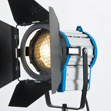 FS1000 1000W Beleuchtung Fresnel Wolfram Spot Licht für Film Studio Video + Birn