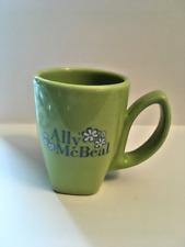 Vintage Promotional ALLY McBEAL Fox TV Show Coffee Mug
