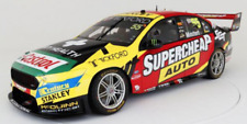 2018 SUPERCHEAP AUTO RACING V8 SUPERCARS - #55 CHAZ MOSTERT 1.18 MODEL