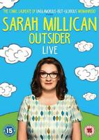 Sarah Millican Outsider Live Universal GB 2016 Regiones 2&4 DVD