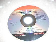 Ripristino operatività notebook Toshiba Satellite A80 serie.