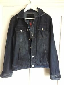 Brand New with Tags Never Worn - True Religion Women's Denim Jacket  Size S