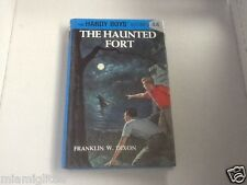 HARDY BOYS THE HAUNTED FORT  #44  1997