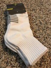Old Navy Active Boys Crew Socks Size Medium White