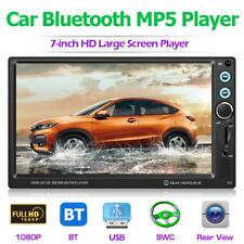 T8013 7 Inch Car Stereo Mp5 Player Bluetooth FM Radio AUX With Reversing Camera