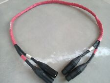 XLR cable for Audiolab M-DAC ,M-PWR, 8200MB etc.