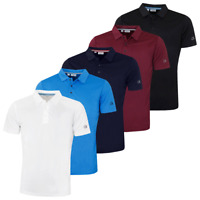 Calvin Klein Mens CK Central Sleeve Logo Golf Polo Shirt 30% OFF RRP