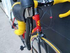 Serotta Concours Titanium road bike 53 cm, carbon upgrades, Dura Ace 7900, Ti