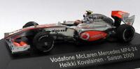 Minichamps F1 1/43 Scale B66960039 Vodafone McLaren Mercedes MP4-24 Kovalainen