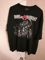 Sons of anarchy 3xl Shirt Reaper Black
