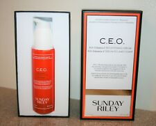 Sunday Riley CEO 15% Vitamin C Brightening Serum 1.7 oz / 50mL Full Size $122