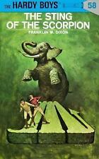 Hardy Boys 58: The Sting of the Scorpion, Dixon, Franklin W., Good Book