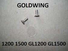 84-00 Honda Goldwing Brake Master Cylinder Sight Glass Lens GL1200 GL1500