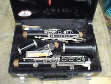 Bundy The Selmer Company Bb Resonite Clarinet w Hard Case