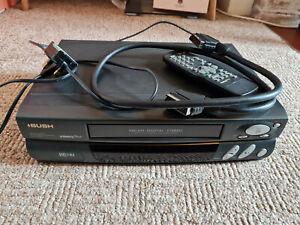 BUSH VCR871 VHS Player VCR Video Cassette Player/Recorder Videoplus